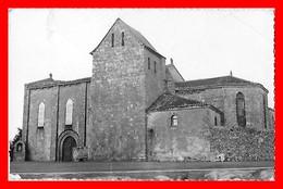 CPSM/pf  (79) BREUIL-CHAUSSEE.  L'église...I0287 - Autres Communes