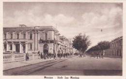 MESSINA - VIALE SAN MARTINO - Messina