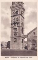 MESSINA - PARTICOLARE DEL CAMPANILE DEL DUOMO - Messina