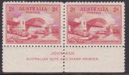 Australia 1932 Sydney Harbour Bridge SG 141 Mint Never Hinged - Neufs