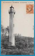 CPA 17 ILE D'OLERON - LE CHATEAU - Le PHARE ° Edit. Sagne N° 954 - Ile D'Oléron