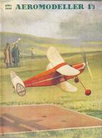 AEROMODELLER APRIL 1948: Plenty Of Pictures - Littérature & DVD