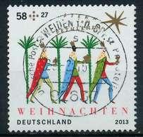 BRD 2013 Nr 3035 Zentrisch Gestempelt X83E172 - [7] République Fédérale