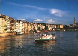 11381174 Basel BS MS Baslerdybli Kleinhueningen - Schweiz