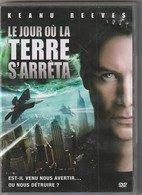 DVD Le Jour Ou La Terre S'arreta   Etat: TTB Port 110 Gr Ou 30 Gr - Ciencia Ficción Y Fantasía
