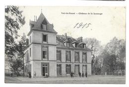 91/ ESSONNE.. VERT Le GRAND. Château De La Saussaye - France
