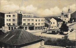 Povazska Bystrica (Slovaquie) - Namestie - Carte Tatran N° 6-108 Non Circulée - Slovacchia