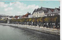 AK 0111  Bad Ischl  ( Esplanade ) - Verlag Brandt Um 1906 - Bad Ischl