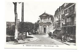 91/ ESSONNE.. ORSAY Le GUICHET. Rue Archange - Orsay