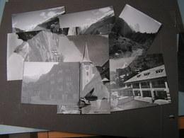 Zermatt , Fotos Und Karten Lot Ca. 1958 - VS Valais