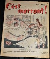 Rare Revue De Détente Pour Les Soldats Sur Le Front 1939-1940 - 1939-45