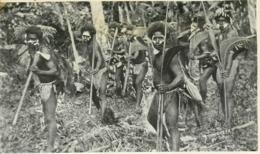 Archipel Des Fidjis, Photo-carte, Danse De Guerre, N° 2, Beau Document Pas Courant - Fidji