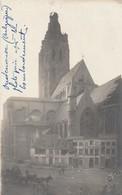 Audenarde,Oudenaarde ,photo Ruine Après Bombardement ,écrite Soldat De Passage Le 12-12-1918,voir Verso,militaire - War 1914-18