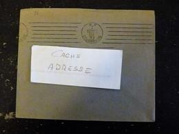 COURBEVOIE - HAUTS DE SEINE - FLAMME P.P. PORT PAYE MUETTE 1937 - Poststempel (Briefe)