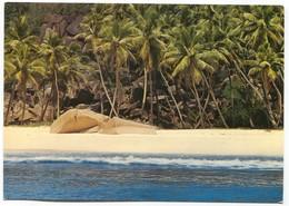 Seychelles - Grande Anse, La Digue - Seychelles