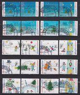 Nederland 2013 Decemberzegels Complete Gestempelde Serie NVPH 3113 / 3132 - Periode 2013-... (Willem-Alexander)