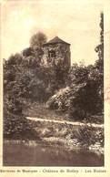 Bastogne (environs) - Château De Rolley - Les Ruines (Edit Schumacher) - Bastogne