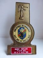 SAINTE MARIE AUX MINES Union Nationale Des Parachutistes - Autres Collections