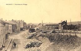 Melreux - Panorama Du Village (animée, Bois, Desaix, Edit. Mohonval Camille 1923) - Hotton