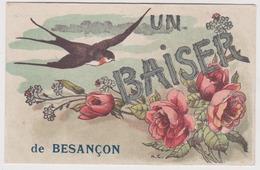 BESANCON - Baiser / Souvenir - Besancon