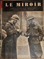 Rare Revue Le Miroir Guerre 39-40 Du 31 Décembre  1939 - 1939-45