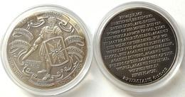 Medalla Legionario. Imperio Romano. Roma - Italia