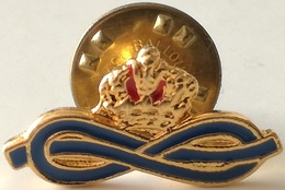 Pin Marina Italia Fascista. 2ª Guerra Mundial. 1939-1945. Réplica - Italia