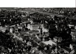 ! Saarbrücken, Luftbild 1935, Moderner Abzug Nr. 22229, Format 17,8 X 12,7 Cm - Saarbrücken
