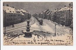 CPA SUISSE CHAUX DE FONDS Souvenir - NE Neuchâtel