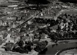 ! Saarbrücken, Luftbild 1935, Moderner Abzug Nr. 22244, Format 17,8 X 12,7 Cm - Saarbrücken