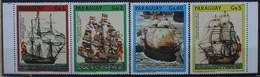 Paraguay 1987 Ships ** MNH - Paraguay