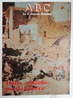 Fascículo Italia Asolada Por La Guerra. ABC La II Guerra Mundial. Nº 52. 1989. Editorial Prensa Española. Madrid. España - Revistas & Periódicos