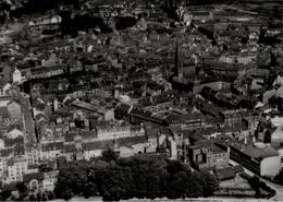 ! Saarbrücken, Luftbild 1935, Moderner Abzug Nr. 22245, Format 17,8 X 12,7 Cm - Saarbrücken