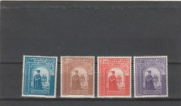 DUCA VODA,1943,MNH,MICHEL Nr.765-769,ROMANIA. - 1918-1948 Ferdinand, Charles II & Michael