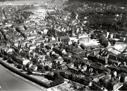 ! Saarbrücken, Luftbild 1935, Moderner Abzug Nr. 22246, Format 17,8 X 12,7 Cm - Saarbrücken