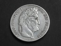 5 Francs LOUIS PHILIPPE 1er 1846 BB   **** EN ACHAT IMMEDIAT  !!!!! **** Atelier Assez Rare - France