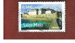 FRANCIA (FRANCE) -  YV 4020 - 2007   SAINT MALO     (FROM BF)         - USED - Francia