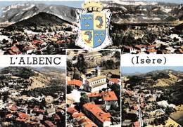 L'Albenc - Vues Multiples - Eglise - Blason - L'Albenc