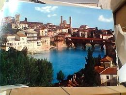 4 CARD  BASSANO DEL  GRAPPA  VB1957/72 GY6528 - Treviso