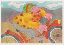 CPM ERGON - Radfahrer - Fahrrad - Illustrator - Ergon