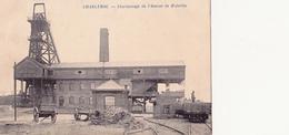 Charleroi: Charbonnage De L' Avenue De Waterloo. - Charleroi