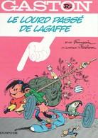 GASTON LAGAFFE - R5 - Le Lourd Passé De Lagaffe - DUPUIS - Gaston