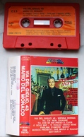 MC MUSICASSETTA MARIO DEL MONACO VIA DEL GIGLIO, 43 CLS ORIZZONTE ORK 78773 - Cassettes Audio