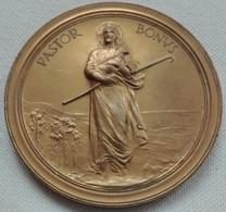 Medaglia Medal Pio XI Pastor Bonus 1922 - Mm.65 - Altri