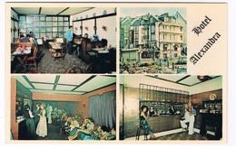 UK-3145   ILFRACOMBE : Hotel Alexandria - Ilfracombe