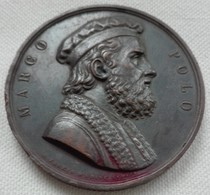 Medaglia Medal Nona Riunione Scienziati Venezia 1847 Inc.Fabris Mm.55 - 9th Sciencist Meeting Venice - Other