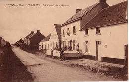Leuze-Longchamps: La Fonderie Dacosse. - Leuze-en-Hainaut