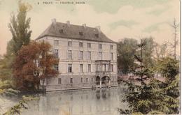 Feluy: Château Drion. - Seneffe