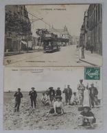 Tres Joli Lot De 20 Cpa Diverses, Villages , France , Tres Belles Animations - A Voir (21) - Cartes Postales