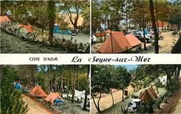 83 LA SEYNE SUR MER - CAMPING DE L'UNION COL D'ARTAUD - La Seyne-sur-Mer